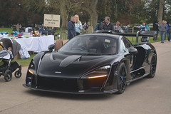 McLaren Senna (CA Photography2012) Tags: mclaren senna hypercar supercar british trackcar black v8 special series limited edition coupe ca photogrphy automotive exotic car spotting automobile vehicle