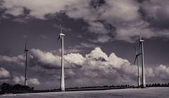 Windpark Druiberg (Viewfreeze) Tags: windräder druiberg windpark enercon erneuerbar windkraftanlage energie harzvorland sachsenanhalt alternative