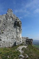 Ruins @ Château de Chaumont @ Hike to Le Vuache