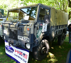 Land Rover 101 Forward control (D70) Tags: land rover 101 forward control landrover 101fc 14thannual stgeorgesbritishmotoringshow britishcolumbia canada fortlangley