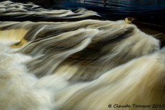 Almonte Falls_-4 (Claude Tomaro) Tags: 2019 almonte city flood longexposure may ontario spring water waterfall claude tomaro canada sony alpha a77ii