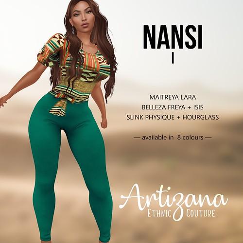 Artizana - Nansi I