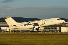 EC-MCK Bae146-300QT EGPH 22-06-18 (MarkP51) Tags: ecmck bae146300qt aslairlines pv pnr edinburgh airport edi egph scotland aviation airliner aircraft airplane plane image markp51 nikon d7200 nikon70200f4vr sunshine sunny planeporn cargo freighter