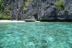 El Nido DSC05022 (ercallimages) Tags: philippines islands beach boat blue water sunshine paradise utopia waves sunset scenery holiday vacation bay elnido