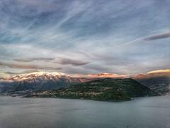 Lago d'Iseo (Claudio T1) Tags: colori colors colorphotoaward cloudswirl color cielo wordpress lombardia lago italia italy iseo immagini europe europa elaborazionidigitali hdr