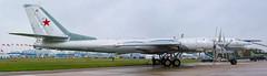 MAKS 2003 (William Dempsey 01) Tags: 12red russia russianairforce tu95mcbear tupolev zhukovskyairbaseuubw