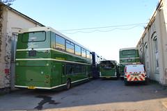 Xelabus 548 J17XEL - 432 YY66PFV (Will Swain) Tags: eastleigh barton park 20th october 2018 bus buses transport travel uk britain vehicle vehicles county country england english south industrial estate hampshire xelabus 548 j17xel 432 yy66pfv
