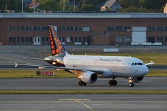 Brussels Airlines OO-SSW Airbus A319-111 cn/3255 @ EBBR / BRU 17-08-2018 (Nabil Molinari Photography) Tags: brussels airlines oossw airbus a319111 cn3255 ebbr bru 17082018