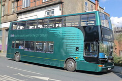 SIL 6435 (ANDY'S UK TRANSPORT PAGE) Tags: buses nottingham skills