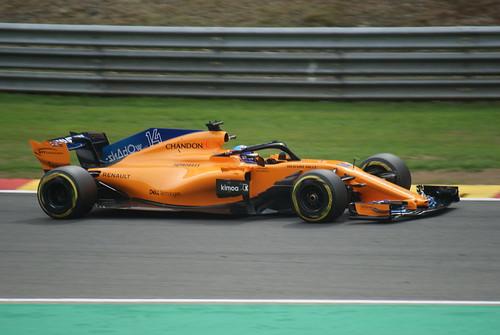 Spa 2018 - Fernando Alonso