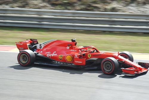 Spa 2018 - Sebastian Vettel 02