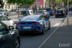 20190503 - Tour Auto 2019 -  BMW M850i - S(5642) (Lhermet Photographie) Tags: 2019 bmw bmwm8 ilce6000 m850i sel18105f4 sonya6000 sonyilce6000 tourauto touroptic2000 tours