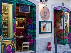 Tasquinha - Fado's Music (pedrosimoes7) Tags: restaurant livefadosmusic fado portuguesemusic streetphoto street mouraria lisbon portugal streetart