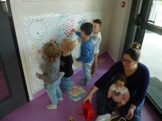 Photo 1 - Petits moments au multi-accueil
