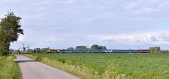 Dinner Train in het Groene Hart (Ahrend01) Tags: weiweg dinner train railpromo weijpoortse molen leidse lijn leidenwoerden