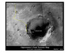 Opportunity's Final Traverse Map (Lunar and Planetary Institute) Tags: opportunity map marsreconnaissanceorbiter mars
