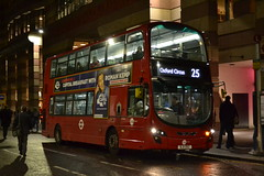 Tower Transit 36102 BJ11DSZ (Will Swain) Tags: london 7th november 2018 greater city centre capital south bus buses transport travel uk britain vehicle vehicles county country england english bank tower transit 36102 bj11dsz