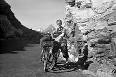 1949- Cycling the Grossglockner (Austria) (xeno.odem) Tags: bicicle mountains history grossglockner