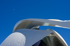 Curves (juancamilo137) Tags: curves oceanografic valencia españa europa azul blue withe blanco lineas arquitectura arte art water agua a850 sony fullframe 50mm sombras