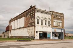 Cairo Illinois Scene