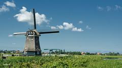 Woudaap (jandewit2) Tags: woudaap molen windmill mill polder zaandam zaanstreek landschap landscape