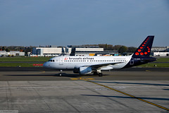 Brussels Airlines Airbus A319 (OO-SSM) (Can Pac Swire) Tags: brussels brussel bruxelles airport aeroport belgium belgië belgique belgian aéroport brusselnationaal bruxellesnational zaventem luchthaven airlines airbus bru airliner aircraft civilian passenger 2019aimg8835 a319 319 oossm