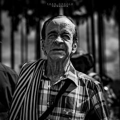 Rostros palmas 5 (Fran Orozco Fotografía) Tags: photo photos photography photographs foto fotos fotografía fotografías fotógrafo nikon dslr colombia 50mm ilovephotography portrait blackwhite people