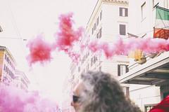 DSCF7239 (Alessandro Gaziano) Tags: alessandrogaziano roma foto fotografia reportage gente people italia visioni diritti italy manifestazione sindacato colori colors suoni