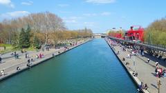 396 Paris en Mars 2019 - le Canal de l'Ourcq à La Villette (paspog) Tags: paris france mars march märz 2019 lavillette bassindelavillette canaldelourcq