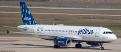 N597JB (Edward Kerns II) Tags: planes kjax n597jb jetblue jetblueairways airbus a320 fortheloveofblue