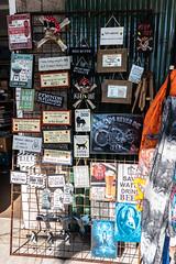 Plenty of Signs (Jocey K) Tags: newzealand southisland reefton building display shop signs westcoast