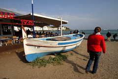 Cadaques (O'Bydalej) Tags: cadaques catalonia spain costabrava coast shore water mediterranean fishingboat