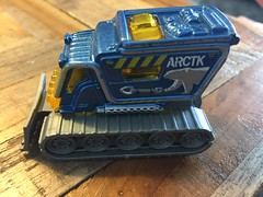 Arctk (Mr. Happy Face - Peace :)) Tags: textures bulldozer leo toy closeup macro macromondays
