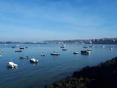 Muelle de Areeta (eitb.eus) Tags: eitbcom 37333 g1 tiemponaturaleza tiempon2019 costa bizkaia getxo mªdelcarmensánchez