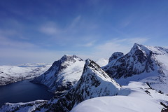 Senja Ski & Sea mit Andy - April 2019 (Globo Alpin) Tags: senja norwegen skitouren winter 2019 skiflugreise