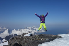 #Senja #gewaltig #dreamteam #Bergführerin (Globo Alpin) Tags: senja norwegen skiflugreise winter 2019 fotowinter wsf0047