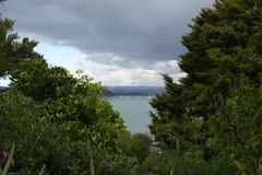 Bay view (koukat) Tags: nz new zealand northland bay islands waitangi russell ferry waitaingi treaty grounds museum busby residency house historic history historical maori