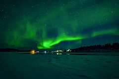 (em.ma582) Tags: winter ice snow auroraborealis nature sweden northernlights