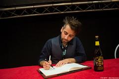 37th BIFFF - Antrum Signature - 18-04 - Mike Meysmans (7) (@BIFFF) Tags: bifff film antrum