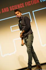 37th BIFFF - Antrum Presentation - 18-04 - Mike Meysmans (24) (@BIFFF) Tags: bifff film antrum