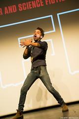 37th BIFFF - Antrum Presentation - 18-04 - Mike Meysmans (22) (@BIFFF) Tags: bifff film antrum