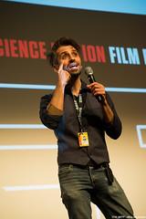 37th BIFFF - Antrum Presentation - 18-04 - Mike Meysmans (12) (@BIFFF) Tags: bifff film antrum