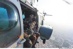 Trabalho em campo do CECOMSAER (Força Aérea Brasileira - Página Oficial) Tags: bra brasil brazil brazilianairforce cruzex cruzex2018 fab forcaaereabrasileira fotojohnsonbarros natalrn natal rn 181120joh0231johnsonbarros