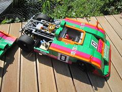 Porsche 917/20 TC (greg_998) Tags: lego car porsche917 vaillant turbo greg998