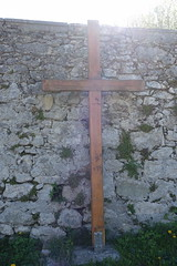 Cross @ Chevrier @ Hike to Le Vuache (*_*) Tags: randonnee nature montagne mountain hiking walk marche 2019 printemps spring april jura vuache savoie europe france hautesavoie 74 chevrier cross croix christian catholic afternoon