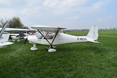 D-MESS Ikarus Comco C-42 (graham19492000) Tags: markdorfairfield dmess ikarus comco c42