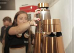 B&O@ Excel (Adam Swaine) Tags: bangolufsen macro danish hifi designers design shows speakers canon adamswaine london excel