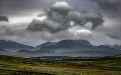 Landscape with Cloud