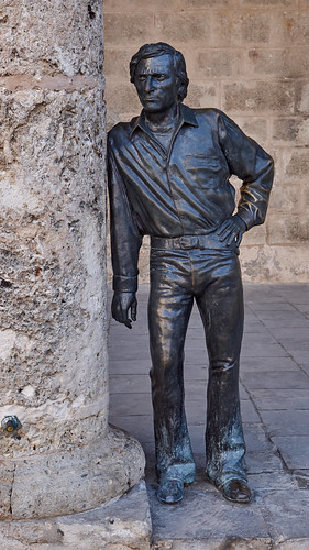 Monumento a Antonio Gades, La Habana, Cuba