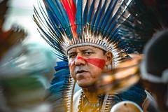 Dia 1 - Acampamento Terra Livre - 24/04/2019 - Brasília (DF) © Thiago Soares/MNI (APIB Comunicação) Tags: atl brasil documental indios brasileiros atl2019